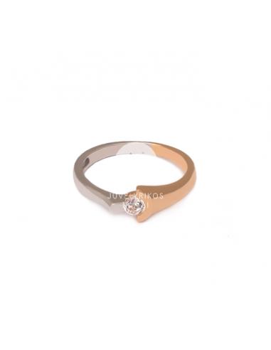 Auksinis sužadėtuvių žiedas pardavimui internetu