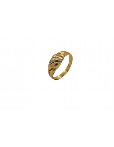 Auksinis žiedas pardavimui internetu