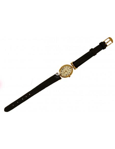 Auksinis moteriškas laikrodis pardavimui internetu