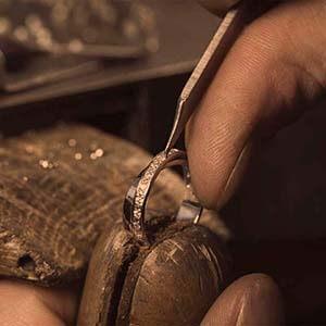 Aukso dirbinių gamyba